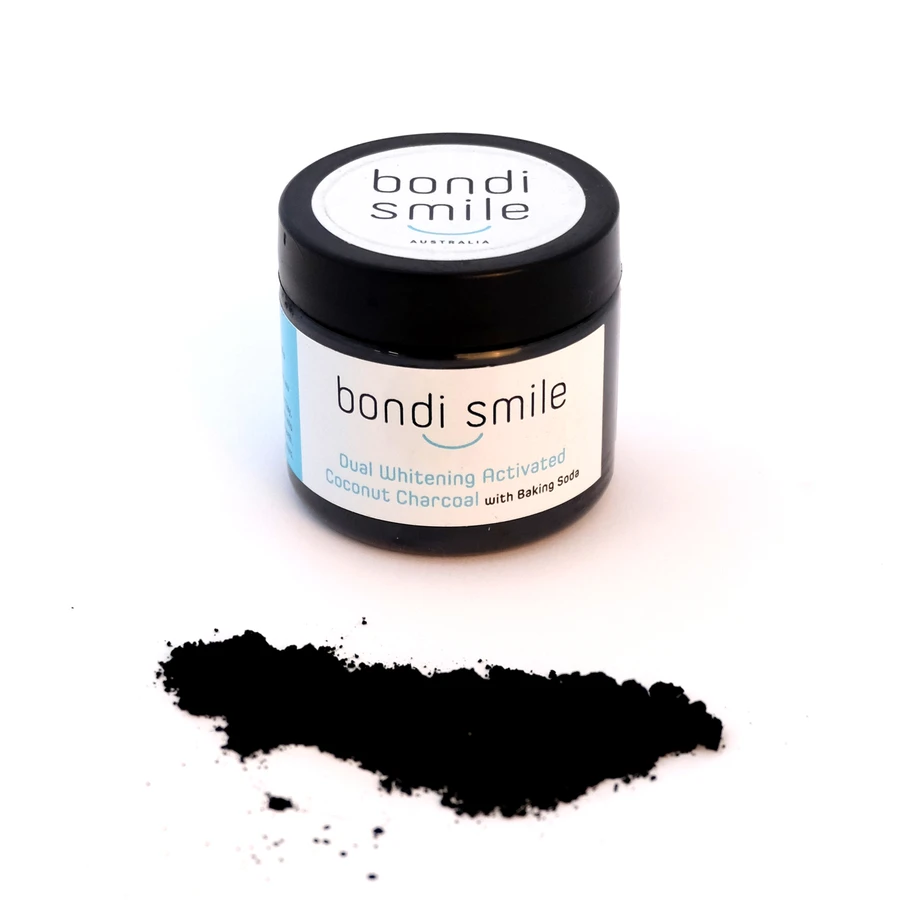 Affordable teeth whitener product - charcoal activated