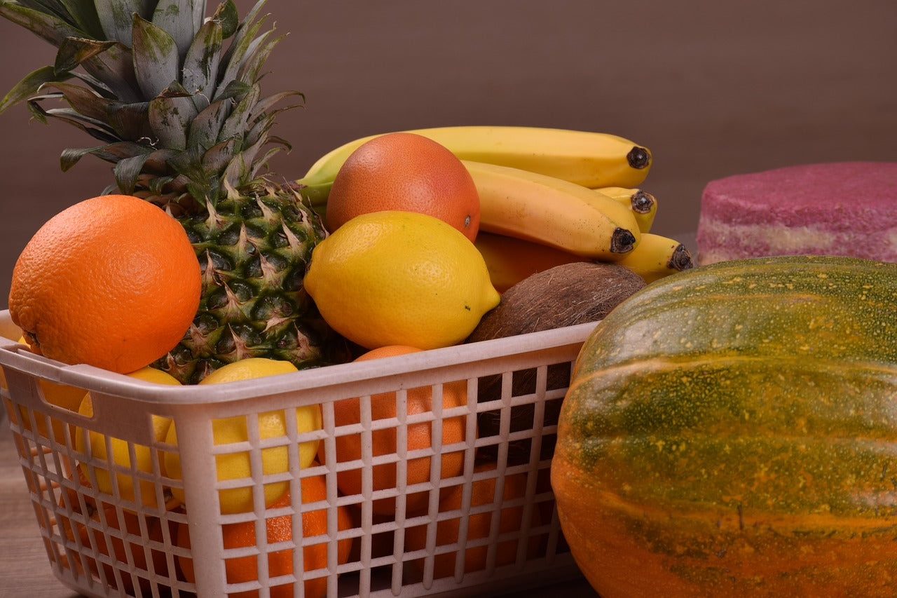 Fruits that are high in water content, good for whiter teeth