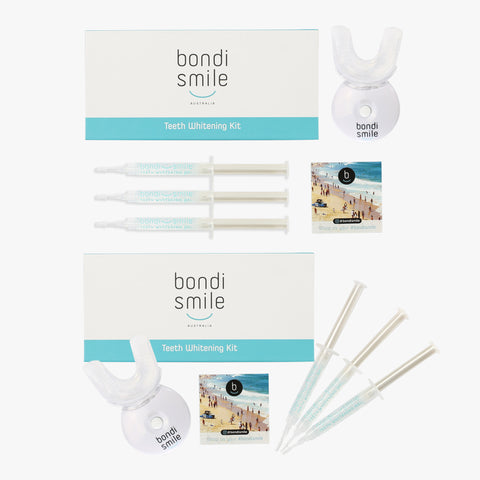 Bondi Smile Teeth Whitening Besties Pack
