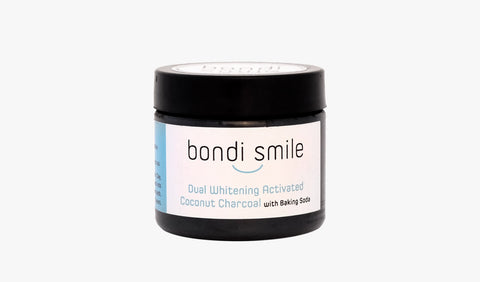 Teeth Whitening Activated Coconut Charcoal