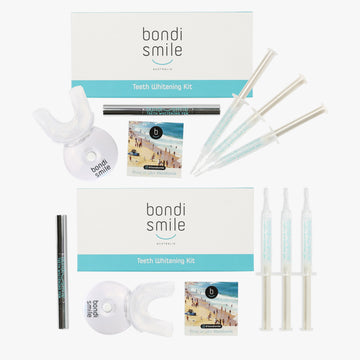Bondi Smile Teeth Whitening Legends Pack