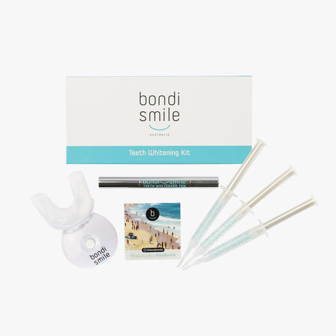 Teeth Whitening Kit and Pen - Carbamide Peroxide