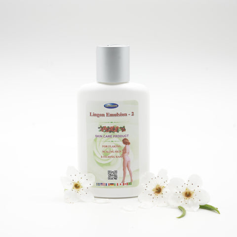 lingon emulsion 2 bottle