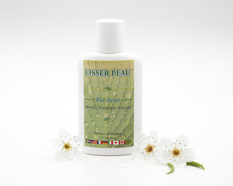 lisser peau bottle