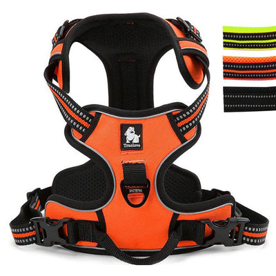 Bestselling Adjustable Reflective NO Pull Dog Harness For Small Medium And Large Dogs
