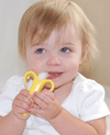 Baby Banana Teething Toys