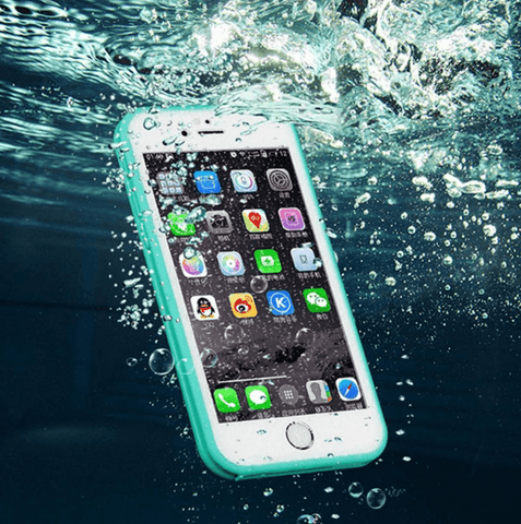 DustProof Waterproof  iPhone Case