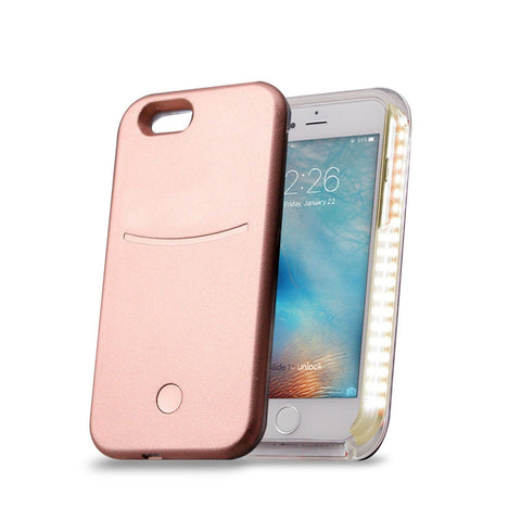 Selfie Luminous Phone Case For iPhone (FREE SHIPPING IN USA)