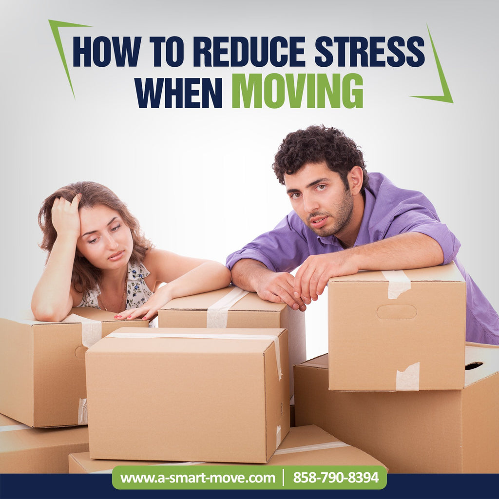 How To Reduce Stress When Moving
