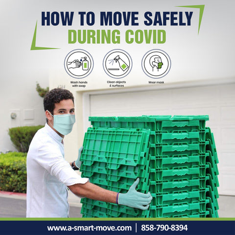 How To Move Safely During Covid