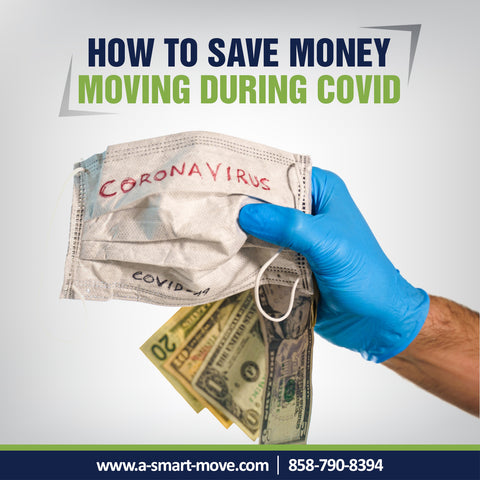 How To Save Money Moving During Covid