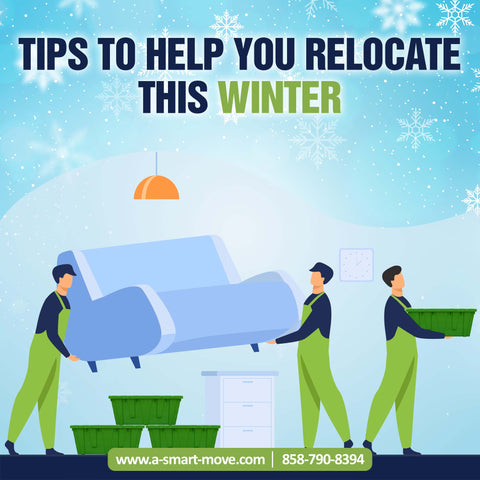 6 Winter Moving Tips