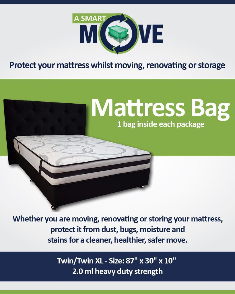 Mattress Bag - $10.00 - A SMART MOVE