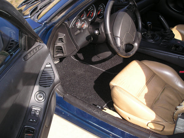 Mazda RX-7 FD Carpet Kit WITHOUT Rear Mat