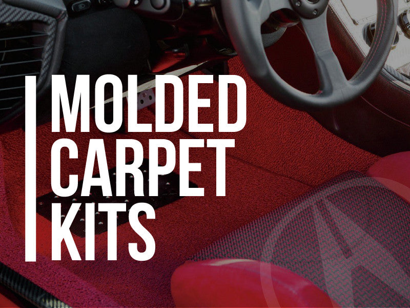 NSX Molded Carpet Kits