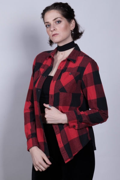 Stones Some Girls Tee Flannel