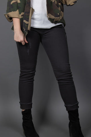 Freebird Distressed Jeans