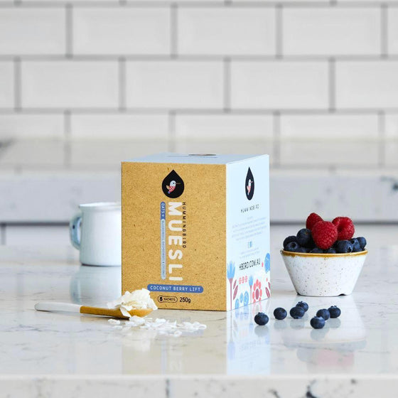 Coconut Berry Lift Muesli