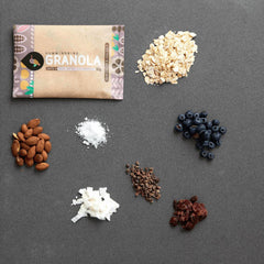 Raw Cacao & Sea Salt Granola