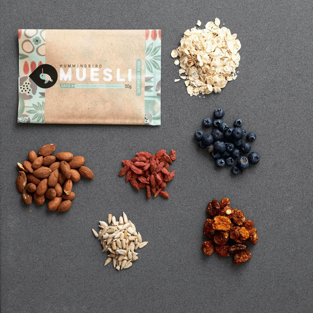 Superfood Rush Muesli
