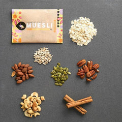 Toasted Nuts Muesli