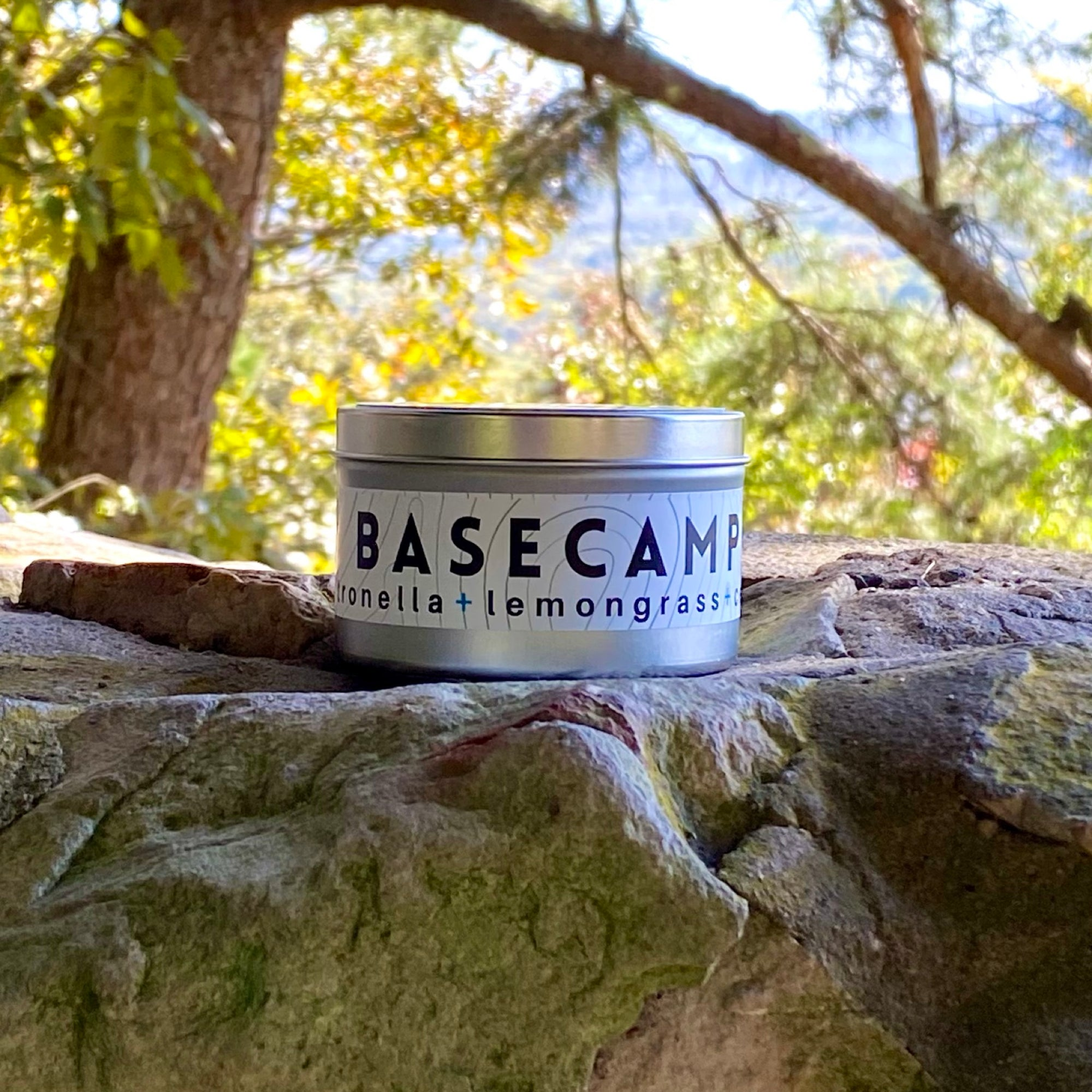 Basecamp Travel Candle