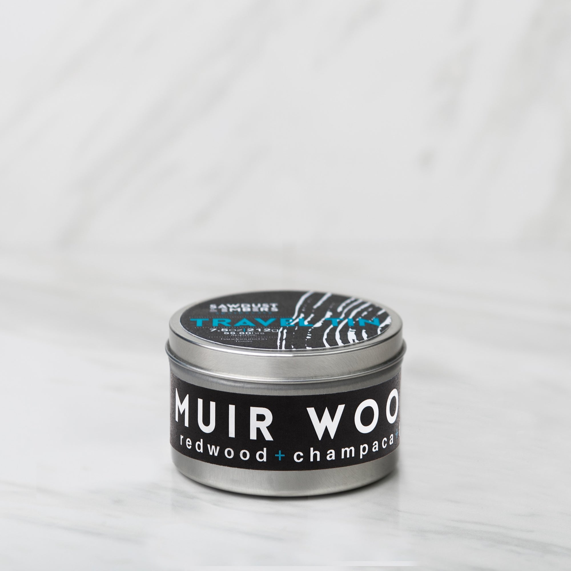 Muir Woods Travel Candle
