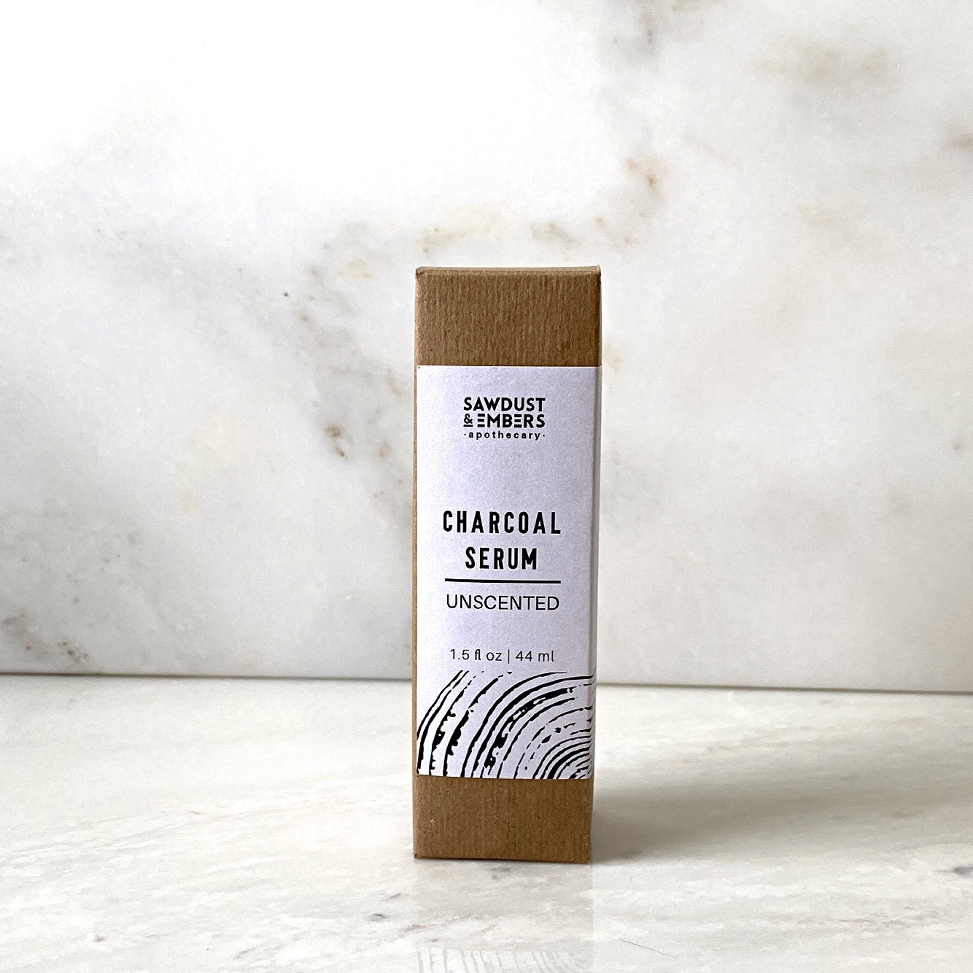 Charcoal Serum - Unscented