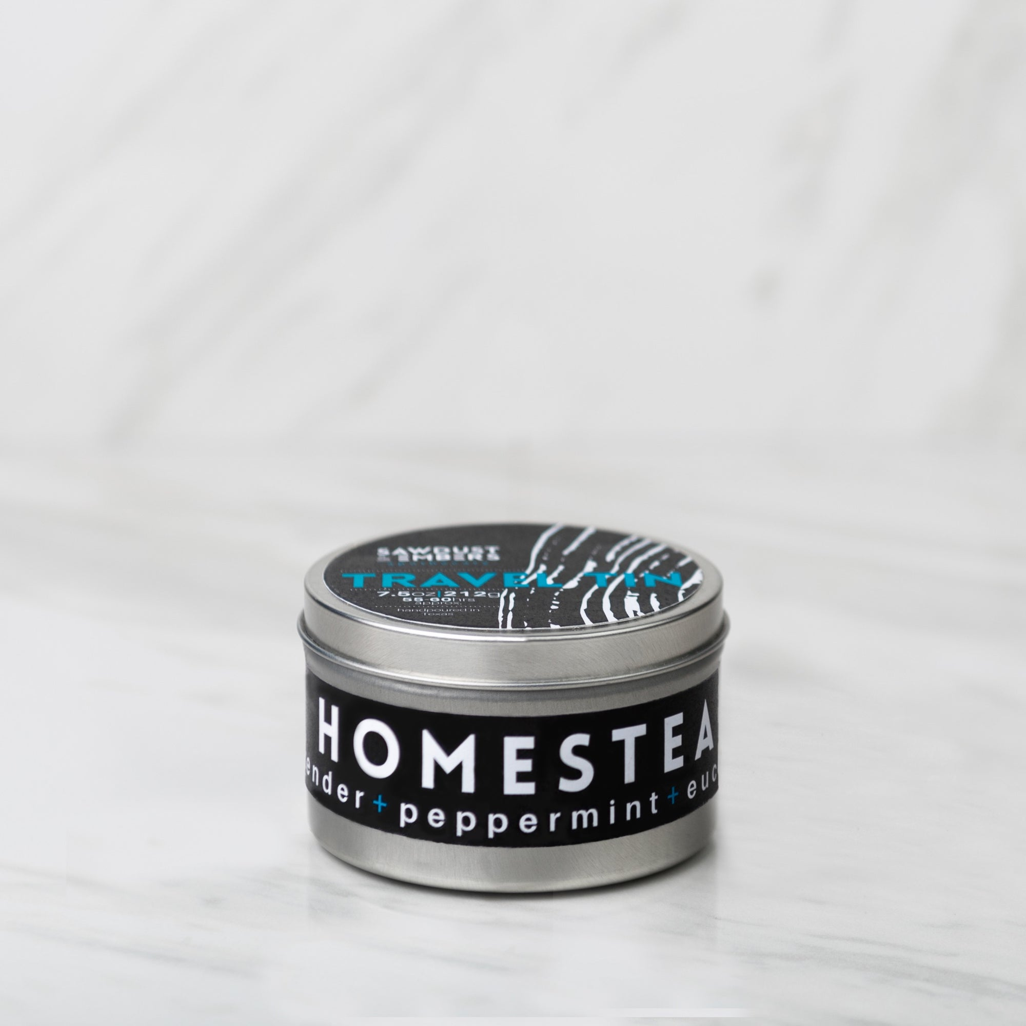 Homestead Travel Candle