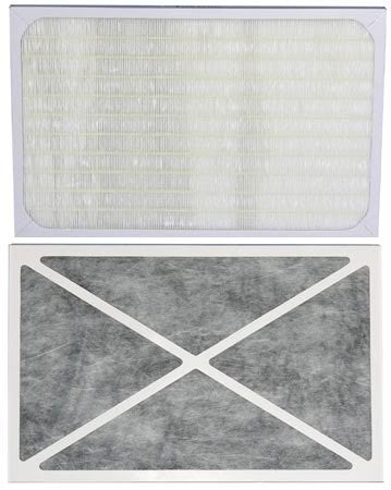 Sunpentown Replacement HEPA Filter for Magic Clean Dual Motor Air Cleaner 1220F