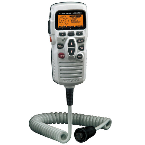 Standard Horizon RAM3+ Remote Station Microphone - White