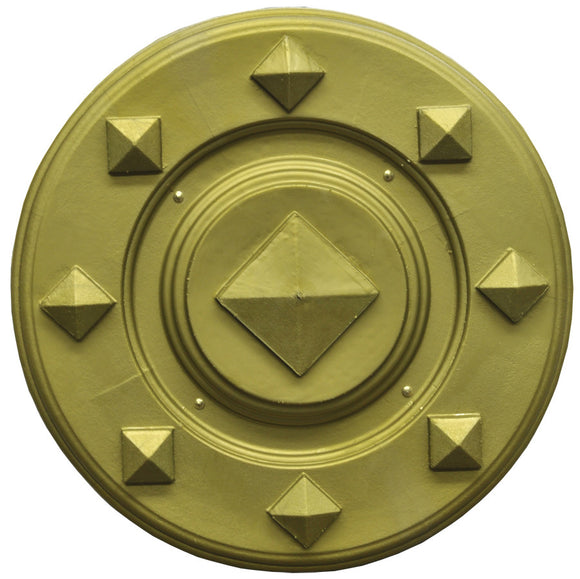 SHIELD ROMAN GOLD