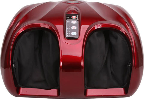 Sunpentown Reflexology Foot Massager - Red AB-762R