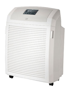 Sunpentown Heavy Duty Air Cleaner with HEPA, Carbon, VOC & TiO2 AC-2102