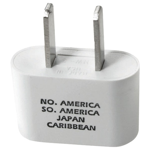 CONAIR NW3C Adapter Plug for North & South America, Caribbean & Japan ( PM , ptr-CNRNW3C.8 )