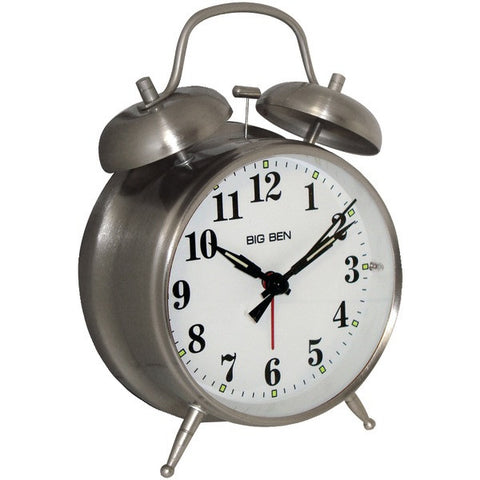 WESTCLOX 70010 Big Ben Twin-Bell Alarm Clock