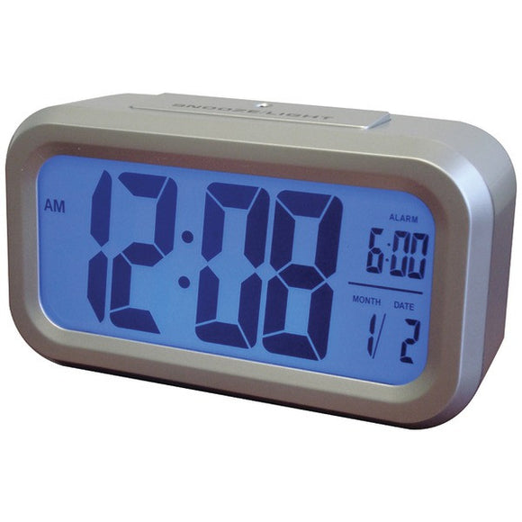 WESTCLOX 70045 Smart Backlight Alarm Clock