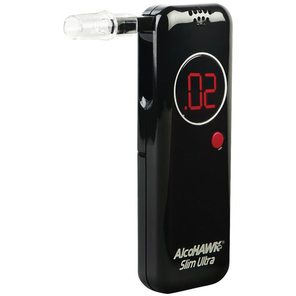 AlcoHAWK AH2800S Ultra Slim Breathalyzer