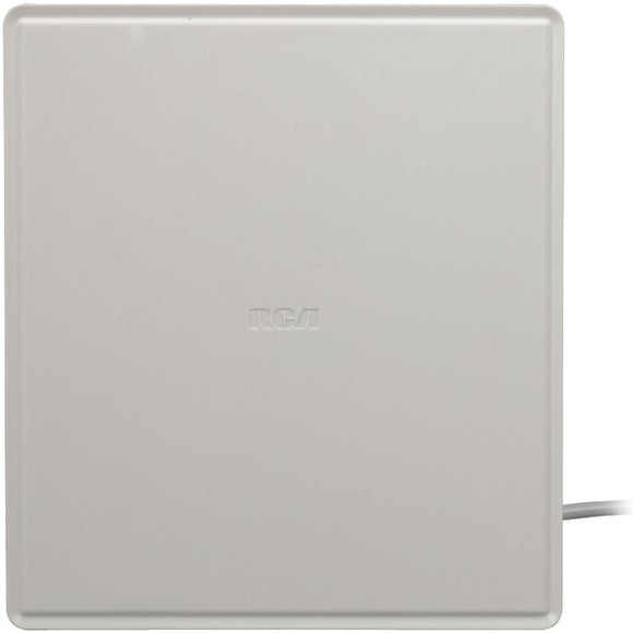 RCA ANT1400F Mulitdirectional Indoor Flat HDTV Antenna