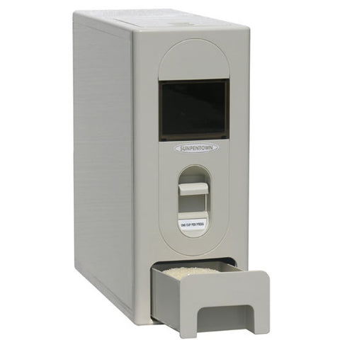 Sunpentown Rice Dispenser - 22lbs capacity SC-10