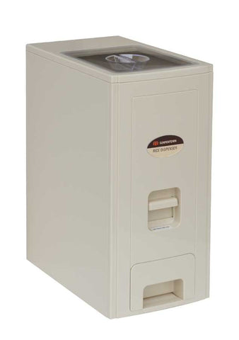 Sunpentown Rice Dispenser - 26lbs capacity SC-12 beige
