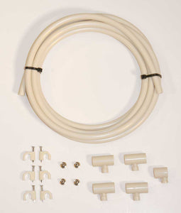 "Sunpentown SM-3804 3/8"" Extension Kit with 4 Nozzles for Misting Systems"
