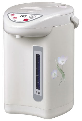 Sunpentown Hot Water Dispenser with Dual-Pump System 3.2 Liters SP-3201