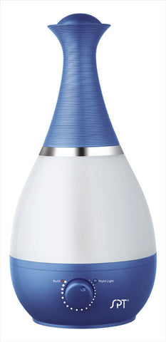 Sunpentown Ultrasonic Humidifier with Fragrance Diffuser - Blue SU-2550B