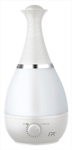 Sunpentown Ultrasonic Humidifier with Fragrance Diffuser - White SU-2550W