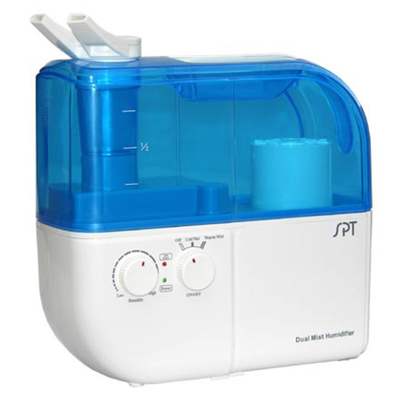 Sunpentown Dual-Mist Ultrasonic Humidifier (Warm/Cool) SU-4010