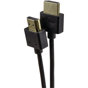 VERICOM XHD01-04255 Gold-Plated High-Speed HDMI(R) Cable with Ethernet (12ft)