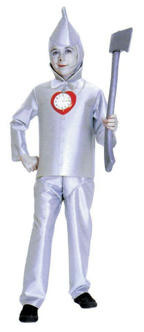 TIN MAN CHILD COSTUME LARGE