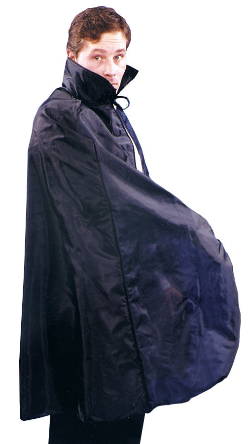 CAPE 45in TAFFETA BLACK