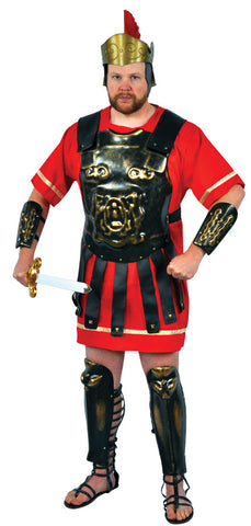 ROMAN ARMOUR GOLD WASH